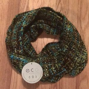 {Rising Tide} infinity scarf by ECO NWT